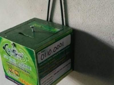 Hindari Kotak Amal untuk Terorisme, NU Pringsewu: Masukkan ke Kotak Koin NU Saja