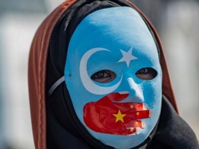 Pengakuan Eks-Tahanan Uighur di Kamp Xinjiang: Dipaksa Makan Babi