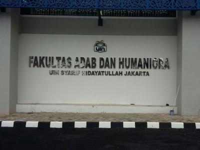 Menulis Skripsi tentang Gus Dur Dapat Beasiswa di FAH UIN Jakarta