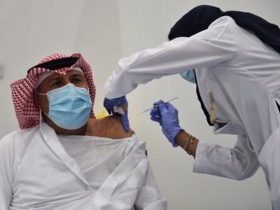 Pemerintah Arab Saudi Telah Memulai Vaksinasi Covid-19