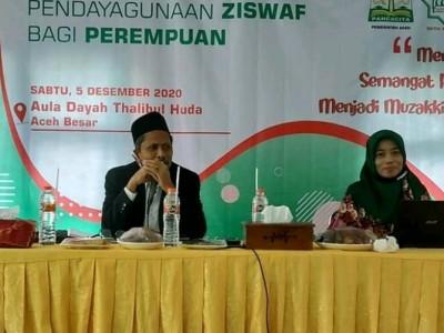 Aktivis Perempuan Aceh Pelajari Pendayagunaan Zakat