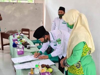 NU Care-LAZISNU Jember Beri Instalasi Listrik Gratis untuk Masyarakat