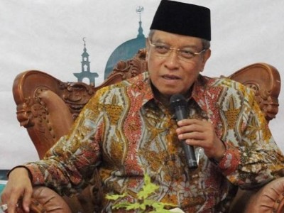Kiai Said: Selamat Natal, Semoga Bangsa Indonesia Makin Damai