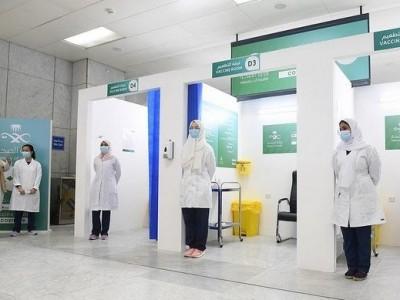 Arab Saudi Bangun Pusat Vaksin Covid-19 di Jeddah