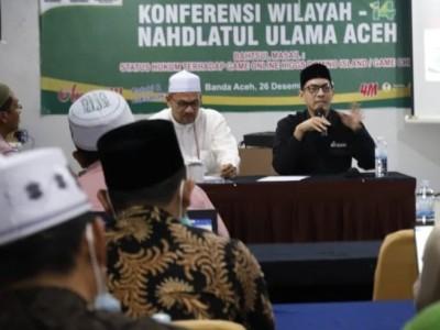 Bahtsul Masail PWNU Aceh Haramkan Judi 'Higgs Domino Island'