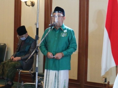 RMI PBNU Doa Bersama untuk Masyayikh dan Santri Indonesia