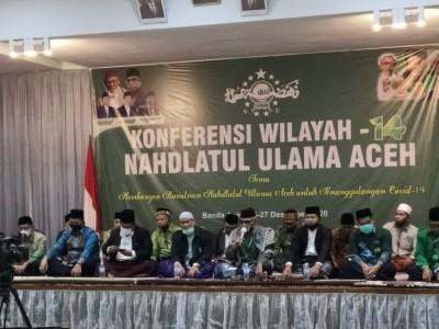 Peringati 16 Tahun Gempa dan Tsunami, NU Aceh Gelar Doa Bersama