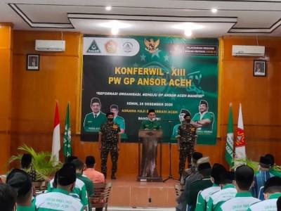 Lima Kandidat Ketua Siap Meriahkan Konferwil Ke-13 GP Ansor Aceh