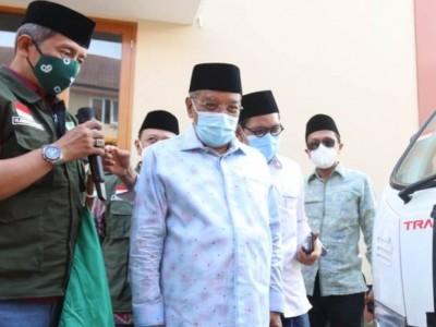 NU Peduli Kirim Alkes 25 Miliar ke Rumah Sakit NU se-Pulau Jawa