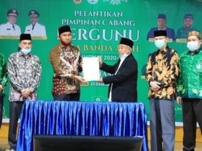 STISNU Aceh Jalin Kerja Sama dengan Institut KH Abdul Chalim Mojokerto