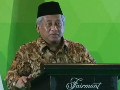 Prof M Nuh: Sedekah Terbaik Pemimpin adalah Kebijakan