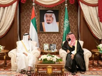 Putra Mahkota Saudi dan UEA Digugat Atas Peretasan Penyiar Stasiun TV