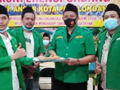 PP Ansor: GP Ansor Kota Pekalongan Harus Lakukan Akselerasi Gerakan