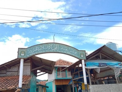 Kampung Adat Mahmud dalam Kepungan Kota Bandung