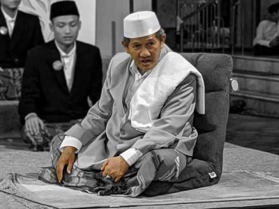 Innalillahi, KH Najib Abdul Qodir Krapyak Wafat