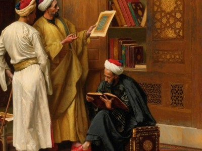 Imam As-Syafi'i Sebut Dua Figur yang Merusak Masyarakat Beragama