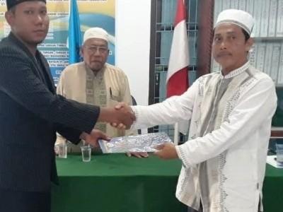 Alumni Pesantren Sukorejo Dilantik sebagai Ketua STAI Darul Hikmah Aceh
