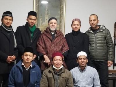 NU Tunisia Sowan Ulama Palestina yang Gemar Santuni Pelajar Indonesia