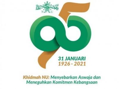 Makna Filosofis Logo Harlah Ke-95 Nahdlatul Ulama