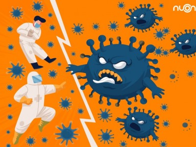 Humor: Tes Swab Virus Corona