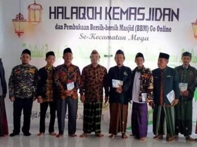 Harlah NU, LTM PBNU Luncurkan Bersih-bersih Masjid Berkah Nasional