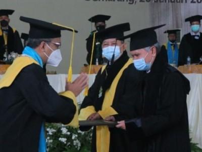 Doktor Kehormatan Kiai Afifuddin Muhajir, Ketua PBNU: Langkah Cermat dan Tepat UIN Walisongo
