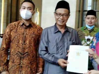 PBNU Terima Wakaf Tanah dan Bangunan dari Warga Semarang