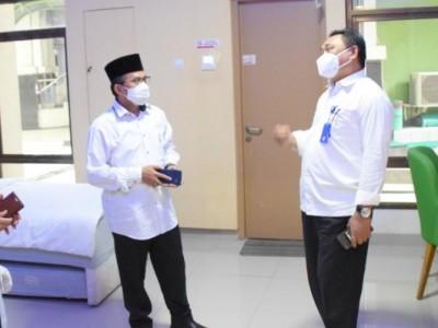 29 Asrama Haji Miliki Fasilitas Memadai untuk Karantina Jamaah Umrah