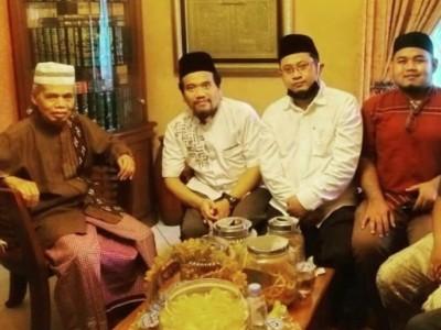 Innalillahi, Rais NU Kota Bandung KH Tajudin Subki Wafat