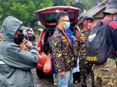 Banjir Gunung Mas Puncak, NU Cisarua Berjibaku Bantu Warga