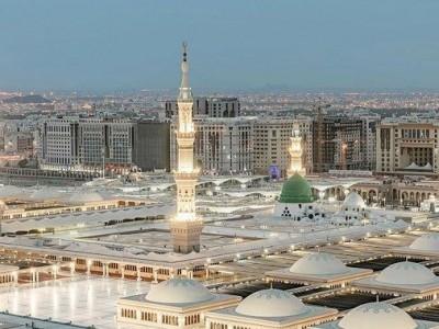WHO Tetapkan Madinah sebagai Kota Tersehat di Dunia