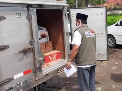 NU Bali Salurkan Bantuan untukWarga Terdampak Banjir