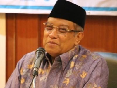Kiai Said Luncurkan Buku Terbaru 'Allah dan Alam Semesta Perspektif Tasawuf Falsafi'