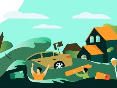Khutbah Jumat: Bencana, Ujian ataukah Azab?