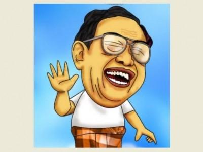 Humor Gus Dur: Tukang Cukur Bahas Suksesi Pemimpin