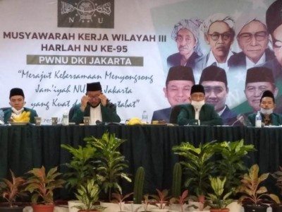 Konferwil PWNU DKI Jakarta Akan Digelar pada Maret atau April 2021