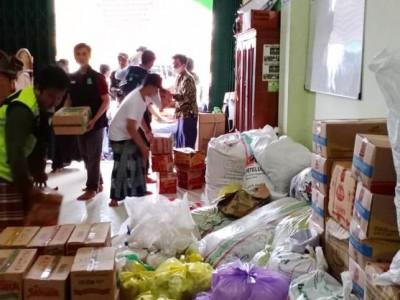 Kemenag Palangka Raya Kirim Bantuan Khusus ke Nahdliyin Banjar