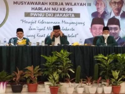 PWNU DKI Jakarta Tetapkan Konferwil Awal April 2021 di Sentul Bogor