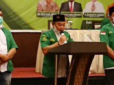 Kembali Pimpin Ansor Kalteng, Elly Saputra Siapkan Gerakan Kemandirian Organisasi