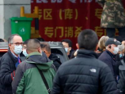 WHO Berhasil Selesaikan Penyelidikan Asal-usul Corona di Wuhan