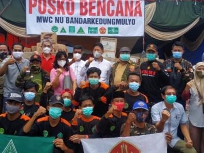 Peduli Banjir, Ansor dan Organisasi Lintas Agama Kerja Sama Kirim Bantuan
