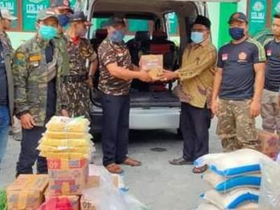 NU Peduli Pekalongan Salurkan Berbagai Bantuan ke Warga Terdampak Banjir