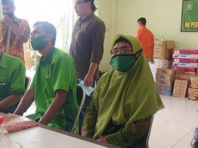 Banjir di Pekalongan, NU Peduli Salurkan 15 Ribu Nasi Bungkus