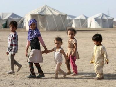 PBB: 400 Ribu Anak di Yaman Terancam Mati Kelaparan