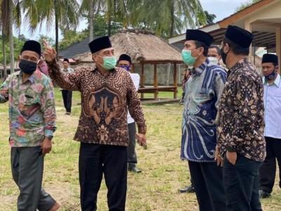 Kakanwil Kemenag NTB Kagumi Pesantren NU Zainul Hafiz At Taufiqi Sekotong