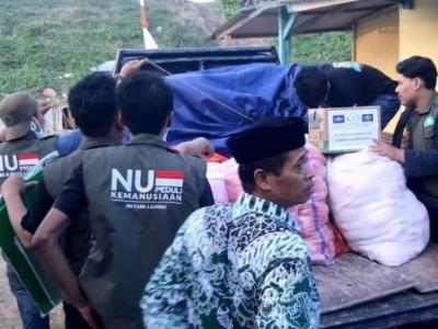 Banjir Landa Bekasi, LAZISNU Kirim Bantuan untuk Warga Terdampak