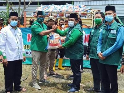 Semangat Ukhuwah Dorong Warga NU Demak Bantu Korban Banjir