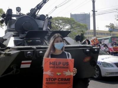 PBB Peringatkan Militer Myanmar soal Hak dan Prinsip Demokrasi Warga