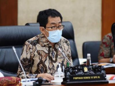 Dampak Pandemi, Ketua Komisi VI Dorong Inovasi Perekonomian di Bali