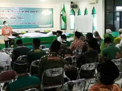 Rumah Sakit Pemda di Jateng Gunakan Pedoman NU dalam Pemulasaraan Jenazah Covid-19